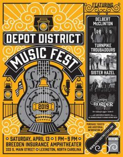 Depot District Music Festival