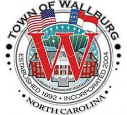 Town of Wallburg seal